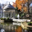 Chinescos pond, Prince's garden, Aranjuez (Madrid) — Stock Photo #18936567