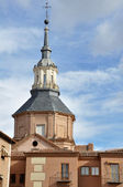 Dome of Convent of Augustinian nuns, Alcala de Henares (Madrid) — Photo