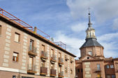 Downtown of Alcala de Henares, Madrid (Spain) — 图库照片