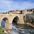 Royalty-Free Stock Photo: Bridge of San Martin, Toledo (Spain)