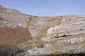 Montaña de gorbea, país vasco (españa) — Foto de Stock
