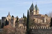 Porta di Bisagra, toledo (Spagna) — Foto Stock