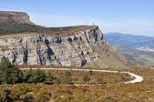 Txarlazo mountain at Salvada range, North of Spain — Stock Photo