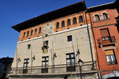 Town hall of Orduña City Council (Spain) — Stock Photo