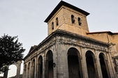 Church of St. Mary, Orduna, Vizcaya (Spain) — Stockfoto
