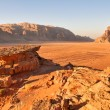 Wadi Rum desert, Jordan — Stock Photo #20918739