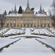 Royal Palace of La Granja de San Ildefonso, Segovia (Spain) - Stock Photo