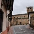 Town of Riaza, Segovia (Spain) — Stock Photo