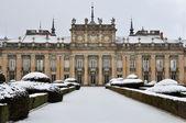 Royal Palace of La Granja de San Ildefonso, Segovia (Spain) — Stock Photo