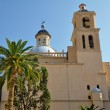 Co-cathedral of San Nicolas, Alicante (Spain) - Stock Photo