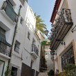 Stock Photo: SantCruz neighborhood, Alicante (Spain)