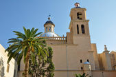 Co-cathedral of San Nicolas, Alicante (Spain) — Stockfoto