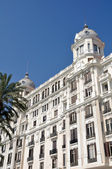 Carbonell building, Alicante (Spain) — Stock Photo