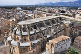 Tortosa Cathedral, Tarragona (Spain) — Stock Photo
