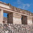 Archaeological site of Mitla, Oaxaca (Mexico) — Stock Photo