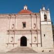 Parish Church of San Pablo, Mitla, Oaxaca (Mexico) — Stock Photo