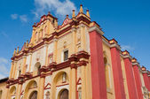 Cathedral of San Cristobal de las Casas, Chiapas (Mexico) — Stock Photo
