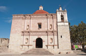 Parish Church of San Pablo, Mitla, Oaxaca (Mexico) — Stock Photo