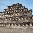 Stock Photo: Pyramid of Niches, El Tajin (Mexico)