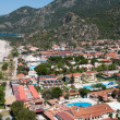 Town of Oludeniz, Turkish Riviera — Stock Photo #26519105