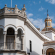 External view of La Maestranza,bullring of Seville (Spain) — Stock Photo