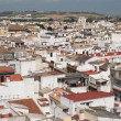 Panoramic view of Seville (Spain) — Stock Photo
