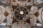 Dome of the church of Saint Mary Magdalene in Seville (Spain) — Stock Photo