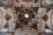 Cúpula de la iglesia de Saint Mary Magdalene en Sevilla (España) — Foto de Stock