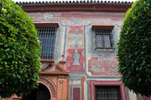 Facade of the Julio Romero de Torres Museum, Cordoba (Spain) — Stock Photo