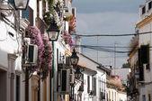 Old Alcazar Neighborhood, Cordoba (Spain) — Stock Photo