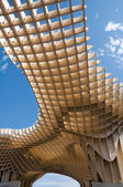 Metropol Parasol in Plaza de la Encarnacion, Seville (Spain) — Stock Photo
