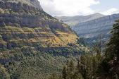 Ordesa national park, Pyrenees (Spain) — Stock Photo