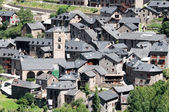Town of Durro, Vall de Boi (Spain) — Stock Photo
