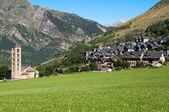 Town of Taull, Vall de Boi, Catalonia (Spain) — Stock Photo