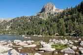 Estany de Ratera, Aiguestortes and Sant Maurici NP, Pyrenees — Stock Photo