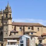 Church of Saint Andrew, Elciego, Basque Country (Spain) — Stock Photo #31467969