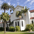 Church of Lady of Sorrows, Santa Barbara (California) — Stock Photo