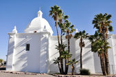 Immaculate Conception Church, Ajo, Arizona (USA) — Stock Photo