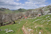 Aizkorri range, Basque Country, Spain — Stock Photo