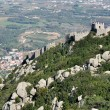 Castle of the Moors, Castelo dos Mouros, Sintra, Portugal — Stock Photo