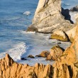 Stock Photo: Cabo dRocin Portugal, western point of Europe