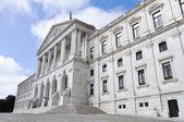 Portuguese Parliament, Sao Bento Palace, Lisbon, Portugal — Stok fotoğraf