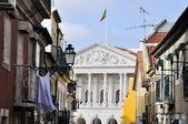 Portuguese Parliament, Sao Bento Palace, Lisbon, Portugal — Stock Photo