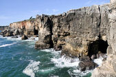 Boca de inferno, mouth of hell, Cascais, Portugal — Stock Photo