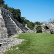 Stock Photo: Ancient Maycity of Palenque (Mexico)