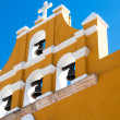 Stock Photo: Belfry in Campeche (Mexico)