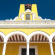 Campeche Public State Library, historical building (Mexico) — Stock Photo #38812941