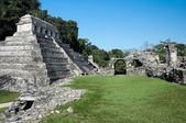 Ancient Mayan city of Palenque (Mexico) — Stock Photo