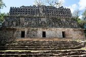 Archaeological site of Yaxchilan, Chiapas (Mexico) — Stockfoto