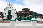 San juan chamula, mexiko — Stock fotografie